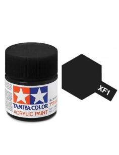 XF-1 Flat Black - 23ml Tinta Acrílica