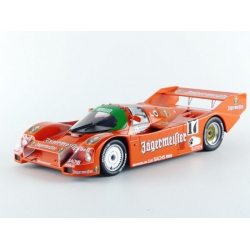 PORSCHE 962 C Winner 1000 km Spa 1986