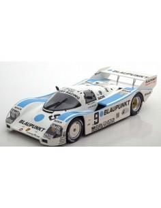 PORSCHE 962 C 1000 km Nurburgring 1987