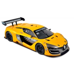Renault R.S.01 2015 - Official Yellow Presentation Version
