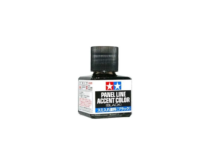 Tamiya Panel Line Accent Color (Black)