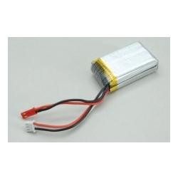 7.4V 850mAh LiPo - JST Plug
