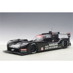 NISSAN GT-R LM NISMO 215 TEST CAR