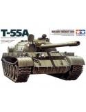 Soviet Medium Tank T-55A