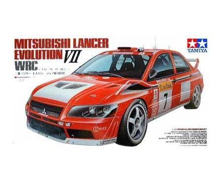 Mitsubishi Lancer Evo VII WRC
