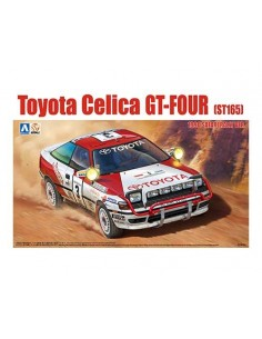 TOYOTA CELICA GT-FOUR 1990 SAFARI RALLY WINNER