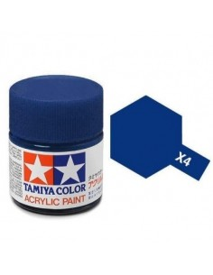 X-4 Blue - 10ml Acrylic Paint