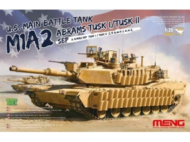 U.S MAIN BATTLE TANK M1A2 ABRAMS