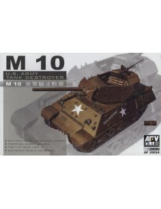 M-10 Tank Destroyer