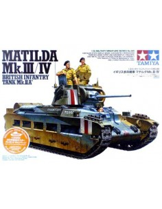 British Infantry Tank Matilda Mk.III/IV