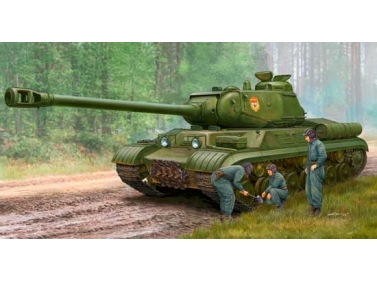 Soviet JS-2M Heavy Tank - Early