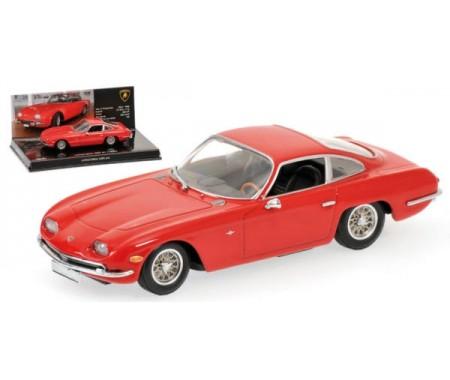 LAMBORGHINI 350 GT - 1964 - RED - MUSEUM SERIES