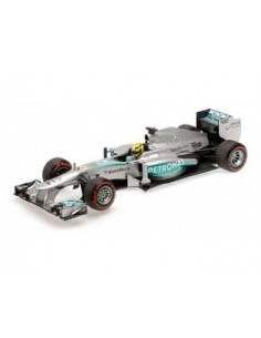 Mercedes Petronas W07 Hybrid - World Champion 2016