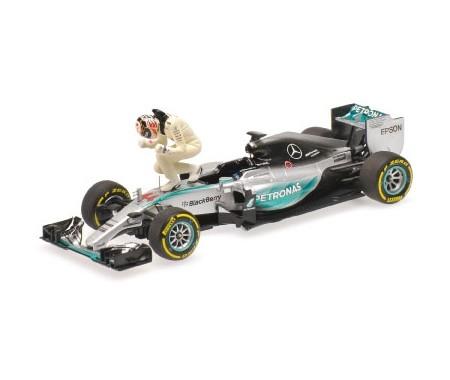 MERCEDES AMG PETRONAS F1 TEAM F1 W06 HYBRID LEWIS HAMILTON WINNER USA GP 2015