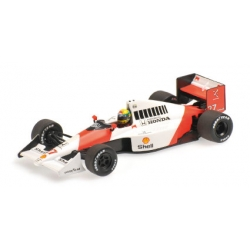MCLAREN HONDA MP4/5B AYRTON SENNA WORLD CHAMPION 1990