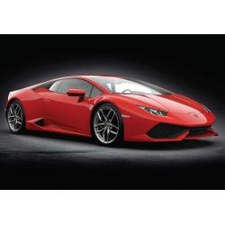 Lamborghini Huracan LP 610-4 - Rosso Mars