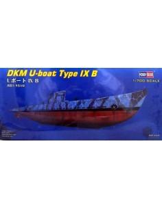 DKM U-boat Type IXB