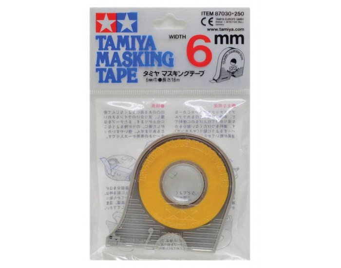 Masking Tape 6mm Width With Applicator