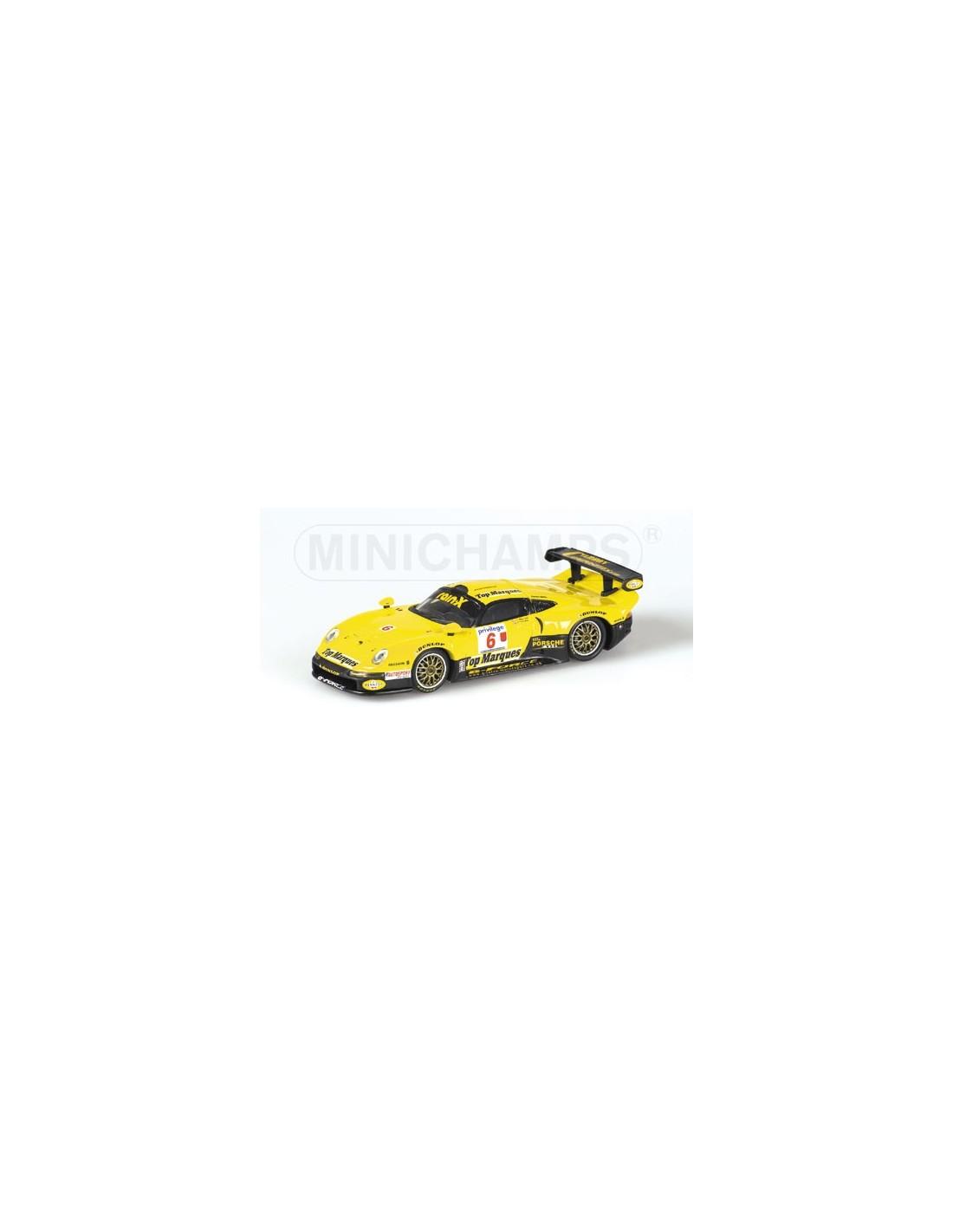 minichamps porsche 911 gt1 thyrring greasley british gt championship 1999. Black Bedroom Furniture Sets. Home Design Ideas