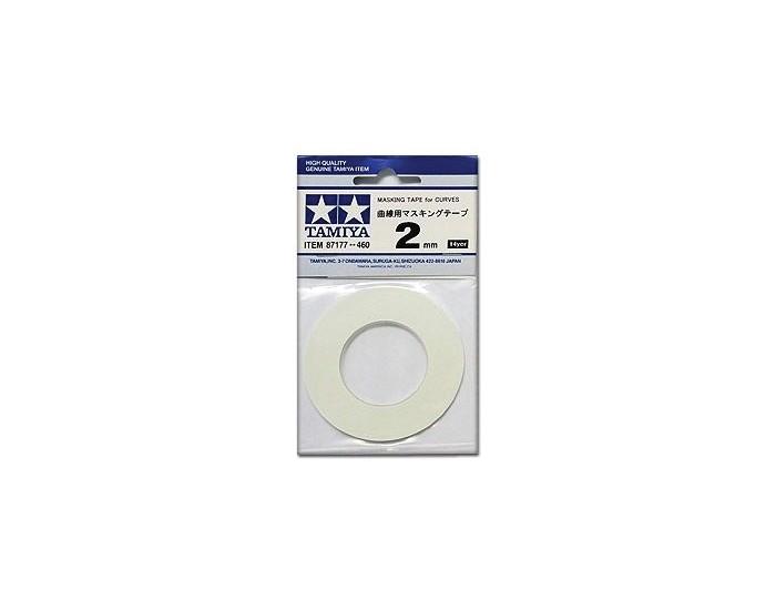 Masking Tape for Curves 2 mm