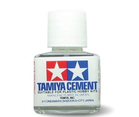 Tamiya Extra Thin Cement - Bottle 40ml