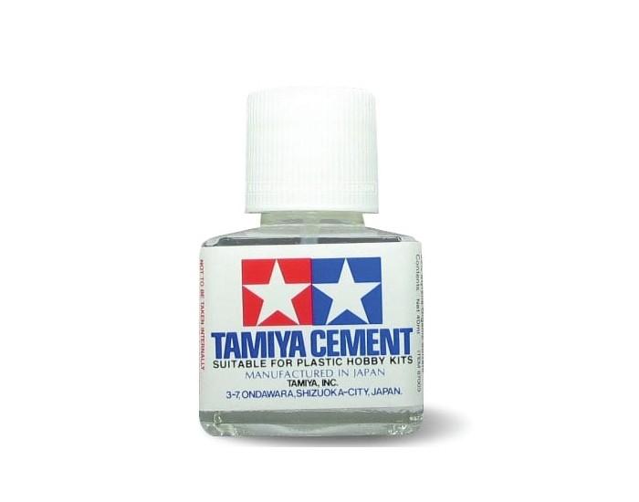 Tamiya Cement - Bottle 40ml