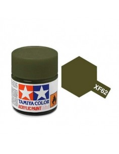 XF-62 Olive Drab - 10ml Acrylic Paint