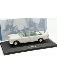 ZIL 111-V Leonid Brejnev Moscow 1966