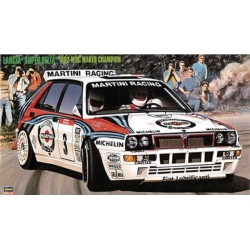 Lancia Super Delta 1992 WRC Makes Champion