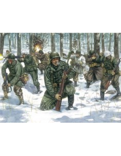 U.S. Infantry (Winter Uniform)