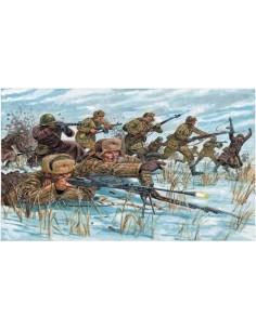 Italeri - 6069 - Russian Infantry (Winter Uniform)  - Hobby Sector
