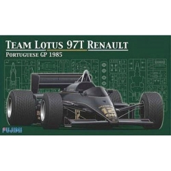 Team Lotus 97T Renault 1985