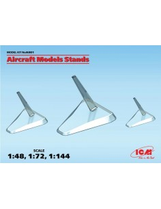 Aircraft Models Stands 1/48 1/72 1/144