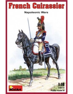 French Cuirasser Napoleonic Wars