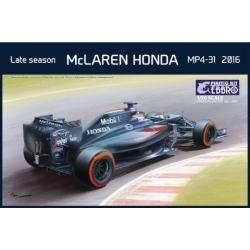 McLaren Honda MP4-31 2016