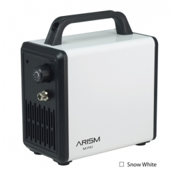 ARISM Mini White Snow - Oil-less piston