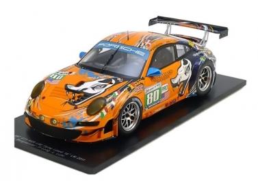 Porsche 911 (997) GT3 RSR - 24H Le Mans 2011- Team Flaying Lizard Nr. 80