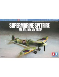 Supermarine Spitfire Mk.Vb/Mk.Vb Trop.