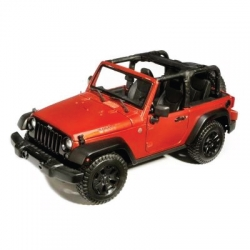 Jeep Wrangler 2014 Orange