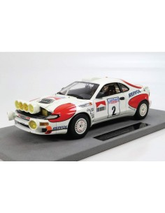 Toyota Celica GT4 Winner RAC Rally 1992 Night