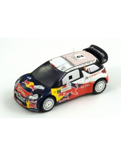 Citroën DS3 WRC, No.2 Jordan Rally Winner 2011 Ogier - Ingrassia