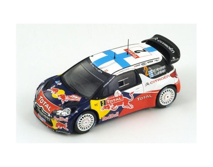 Citroën DS3 WRC, No.2 Monte Carlo Rally 4th 2012