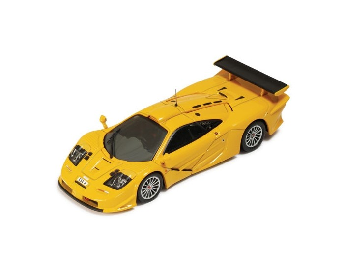 McLaren F1 GTR 1996 Long Tail - Orange
