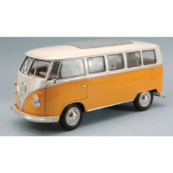Volkswagen T1 Microbus 1962