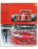 F1 Ferrai F1-90 Winner Mexican GP 1990 Alain Prost