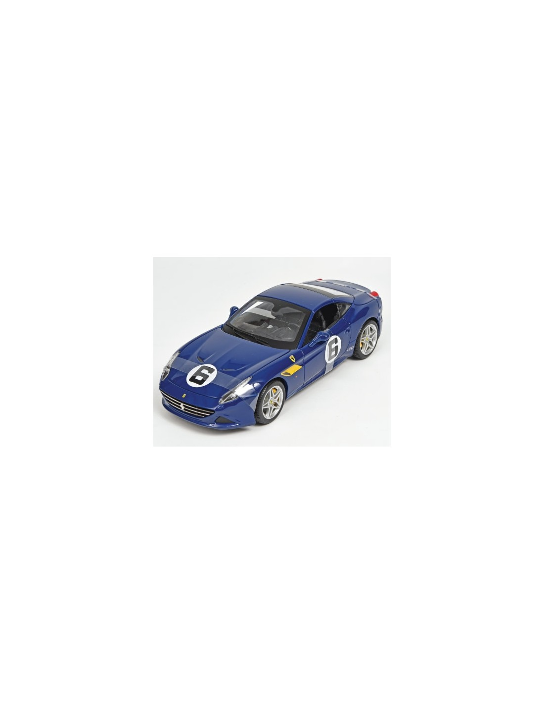 BBURAGO 76104 1/18 Ferrari California T The Sunoco 2016