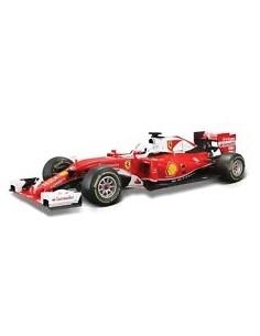 Ferrari F1 SF16-H 2016 Vettel Special Edition