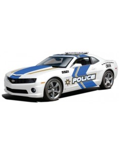 Chevrolet Camaro SS RS Police 2010