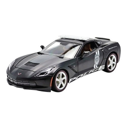 Chevrolet Corvette Stingray Police 2014