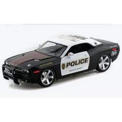 Dodge Challenger Concept Car Police